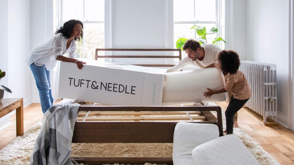 Tuft & Needle Mattress Review Original and Mint