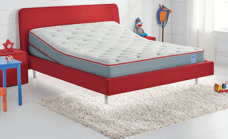 Sleep Number SleepIQ for Kids k2 Adjustable Airbed