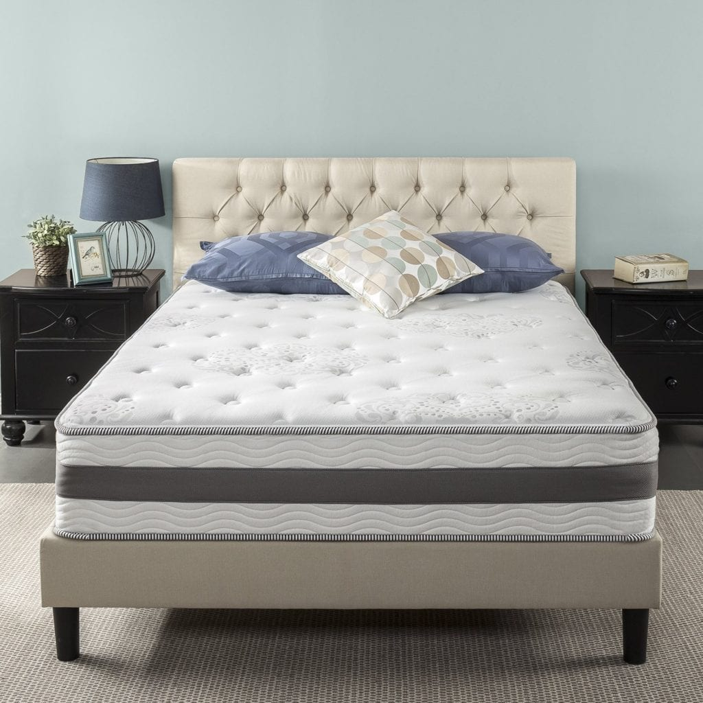 Zinus Memory Foam Mattress Review
