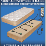 Night Magic Sleep Massage Therapy Unit