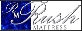 Rush Mattress Logo