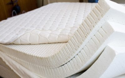 Varieties of Memory Foam