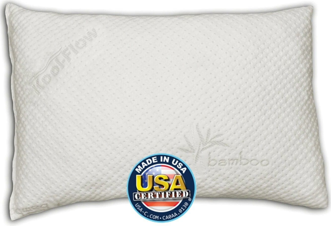 SnugglePedic UltraLuxury Shredded Memory Foam Pillow Review