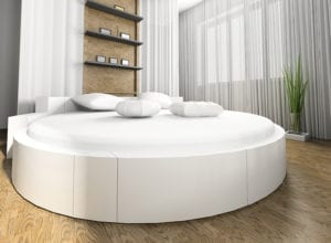 Round UltraBed