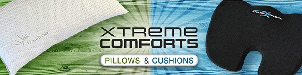 Xtreme Comforts Pillows and Cushions