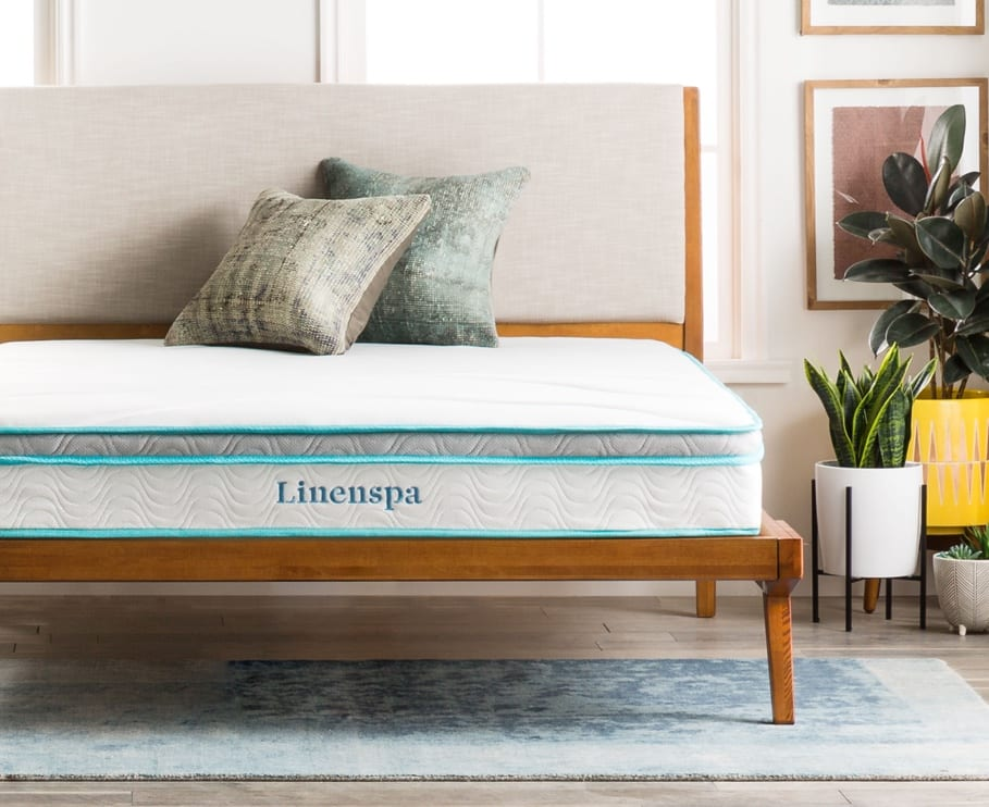Linenspa Mattress and Pillow Review Bedding