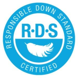 Responsible Down Standard (RDS) Seal