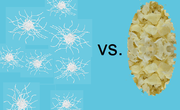 Down vs. Shredded Memory Foam