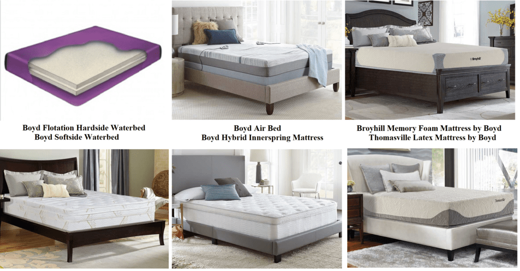 Boyd Sleep Mattresses