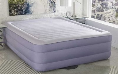 Inflatable Beds for Guests