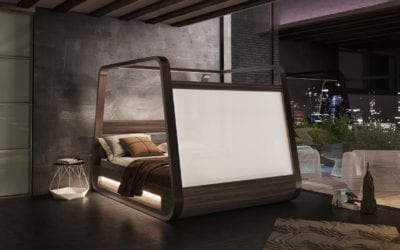 Cyber Sleep: The Era of Smart Beds