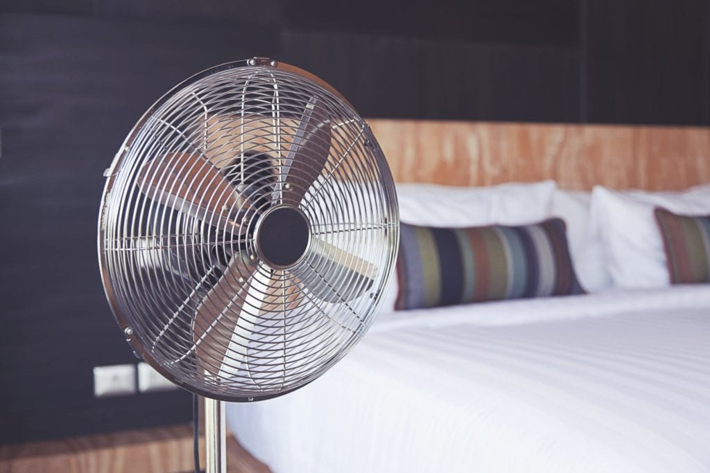 Stay Cool While You Sleep - Beat the Heat