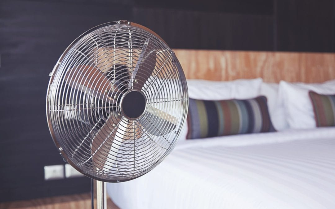 Beat the Heat! Stay Cool While You Sleep.