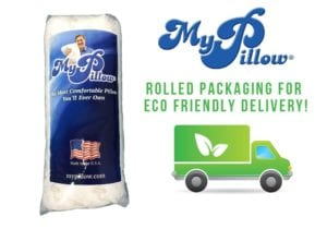 MyPillow shipping
