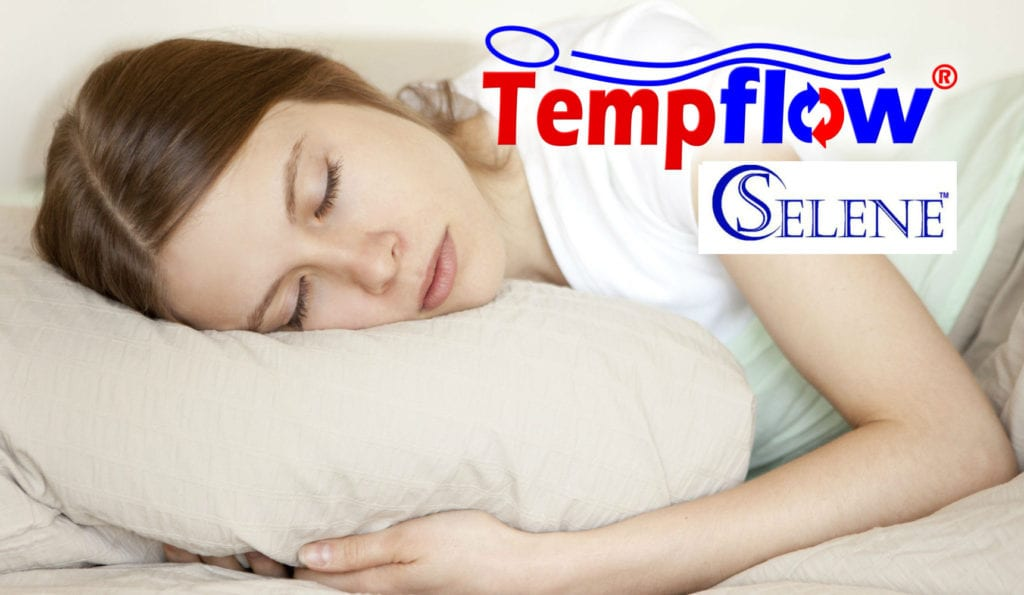Tempflow Selene Mattress by Relief-Mart